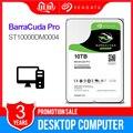 Seagate 10TB Desktop HDD Internal Hard Disk Drive 7200RPM SATA3 6Gb/s 256MB Cache 3.5HDD Drive Disk For Computer ST10000DM000
