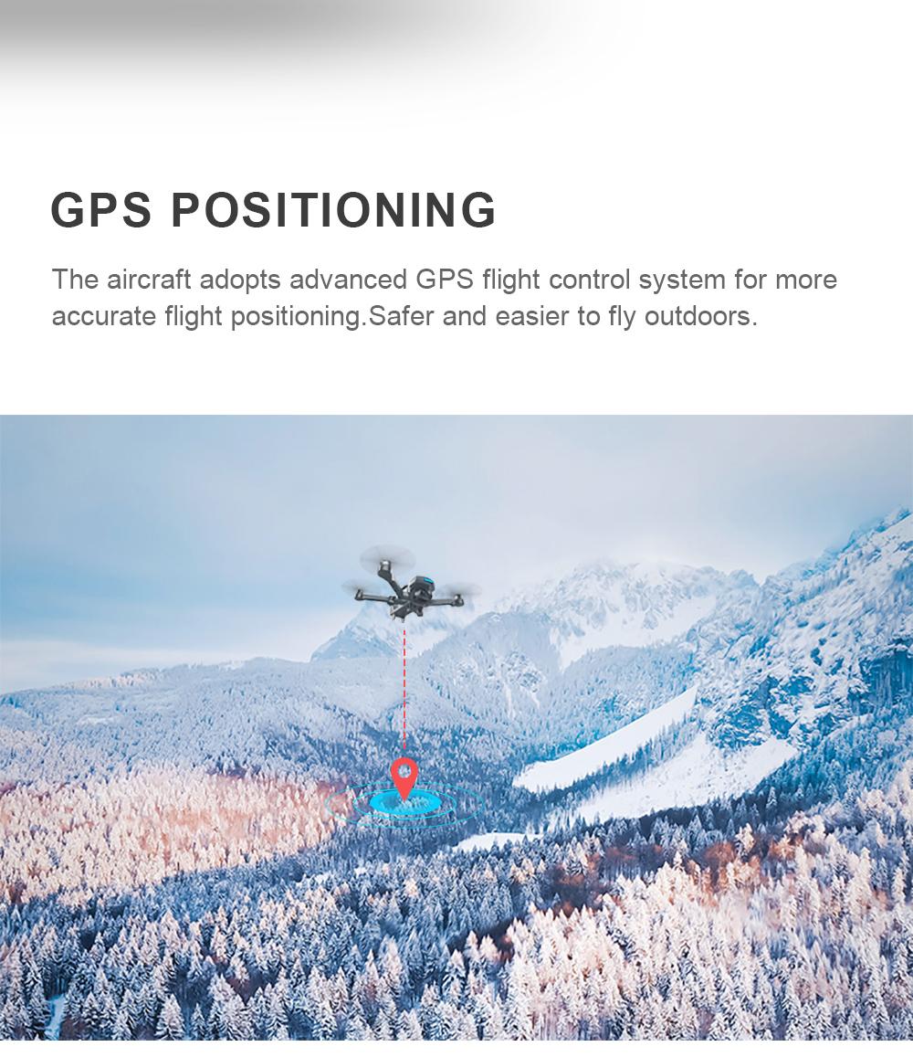 Drone GPS 4K 1080P Cámara Me sigue Quadcopter 12