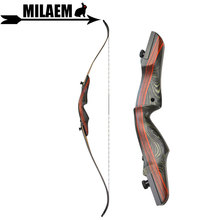 1pc 62inch 20-50lbs Archery Recurve Bow With Arrow Rest Lamination Limbs RH Takedown Bow Hunting Shooting Bow Arrow Accessories стоимость