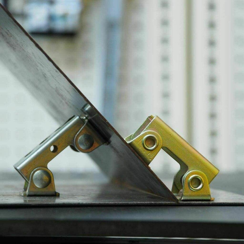 2 шт. небольшой магнитный V-type зажим сварочный держатель сварочное приспособление регулируемые v-колодки металлический рабочий инструмент р...