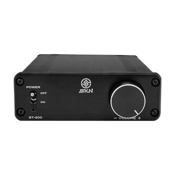 AIYIMA Amplificador TDA7498L Power Home Amplifier 80W×2 Stereo Digital Class D Hifi Amplifier Mini Amp DIY Sound Speaker