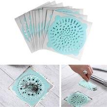 10 шт одноразовые фильтры для ванной кухни комнаты