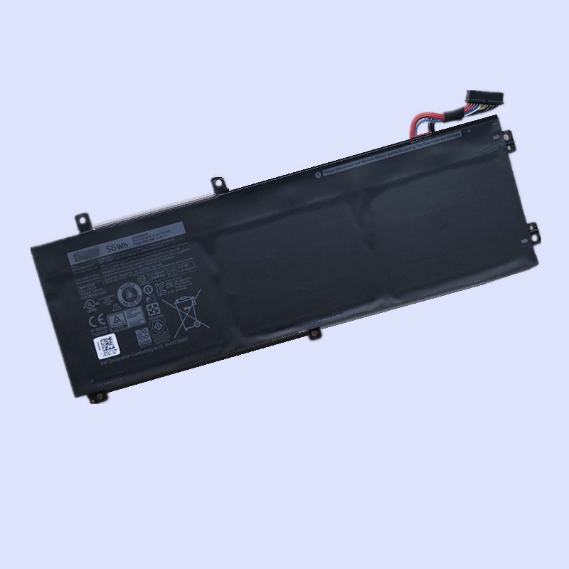 New Original Laptop replacement Li-ion Battery RRCGW for DELL Precision 5510 XPS 15 9550 4660mAh 11.4V 56WH image