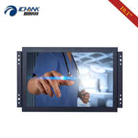 "ZK101TC-56HR/10.1"" inch 1920x1200 IPS Full View HDMI USB VGA Embedded Open Frame Industrial PC Touch LCD Screen Display Monitor"