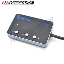 Market Auto regulator przepustnicy napęd samochodowy Booster pedał Box Control przyspieszenie dla nowego d max/MUX 2012 +
