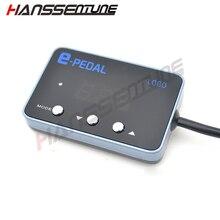 O controle automático da caixa do pedal do impulsionador da movimentação do carro do controlador do acelerador do mercado acelera para o novo d max/mux 2012 +