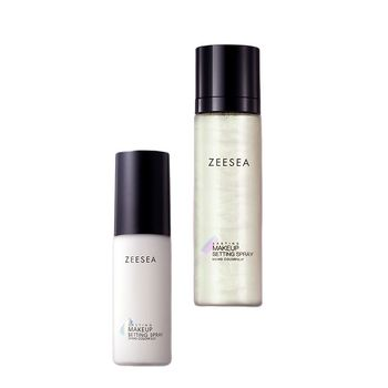 ZEESEA Makeup Setting Spray Dry Skin Long-lasting Moisturizing Hydrating Oil Control Anti-offset Quick Makeup Setting 1