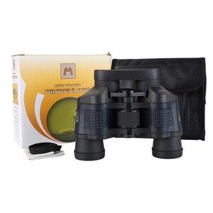 Image 5 - Binoculares de visión nocturna con Zoom fijo, telescopio 60X60 HD, alta claridad, 10000M, alta potencia, para caza al aire libre