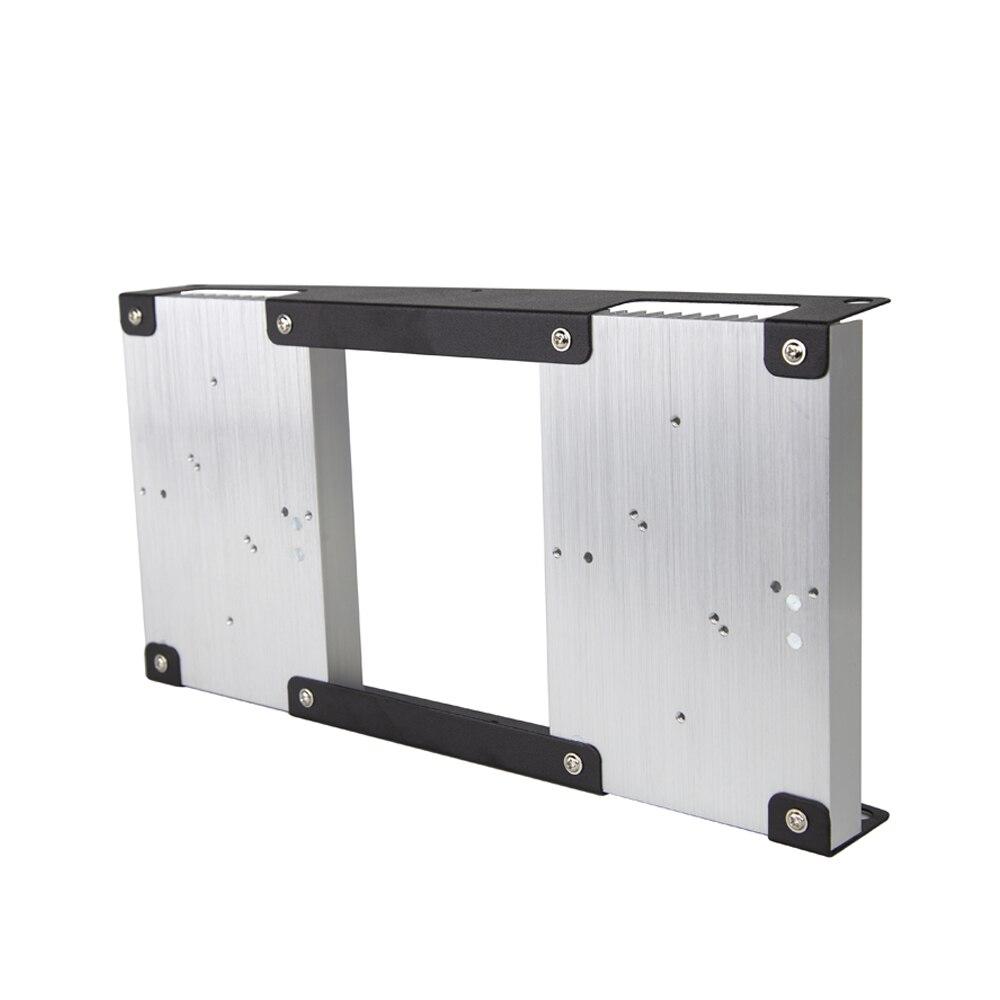 LED Grow Light Frame Aluminum Heatsink Heat Sink Radiator Plant Grow Lamp Framework For CREE CXB3590 CITIZEN LED Chips