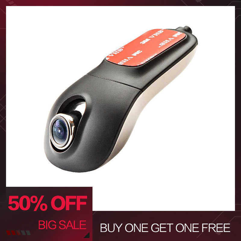 <font><b>RS200</b></font> Professional 170 degrees Super Wide Angle Lens Car DVR Vehicle Camera Video Recorder image