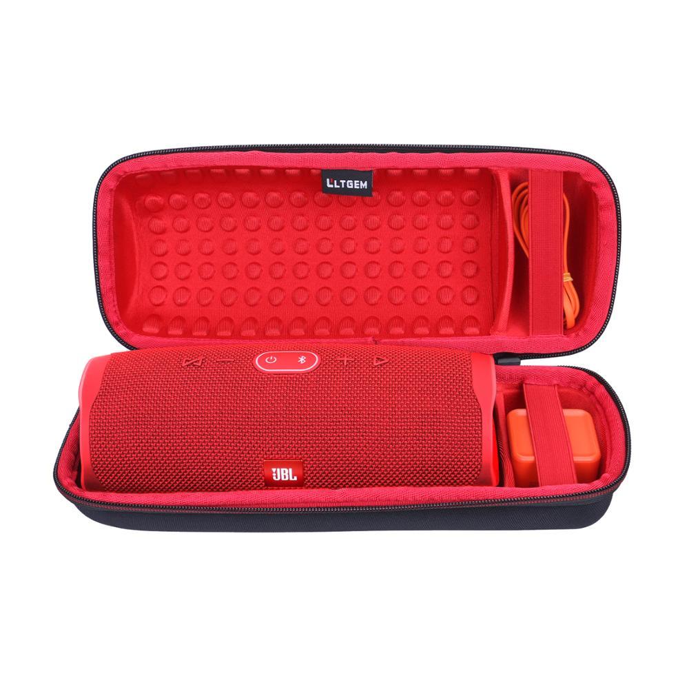 LTGEM Waterproof EVA Hard Case for JBL Charge 4 Portable Wireless Bluetooth Speaker
