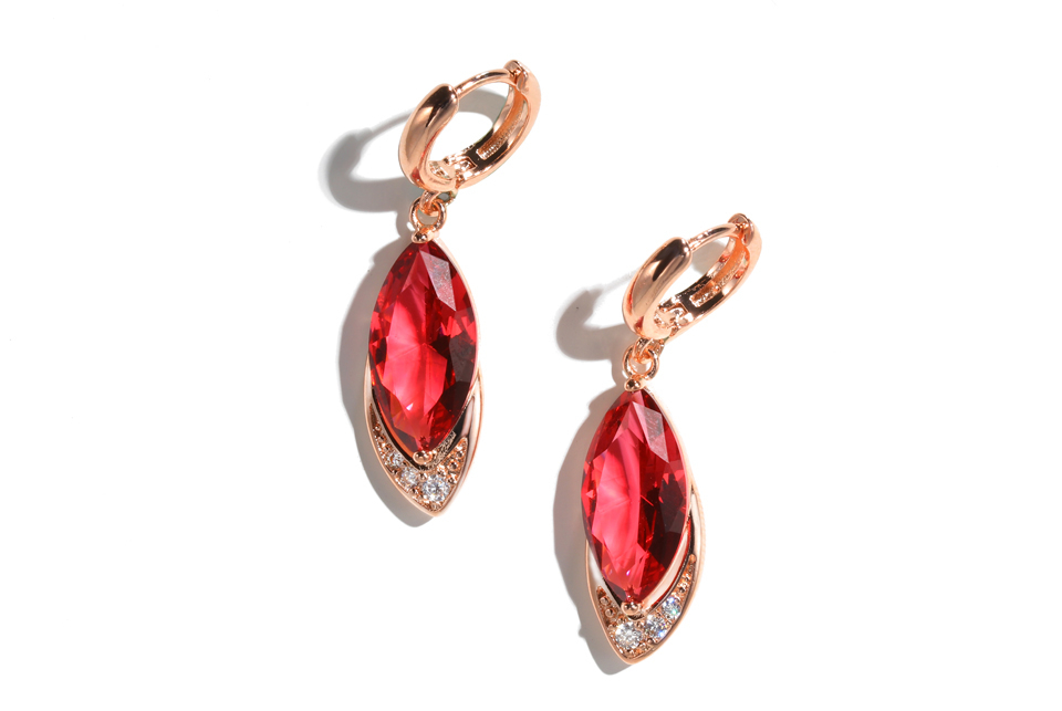Heb8849208f2f4395af9287f01763d7bcU - WEGARASTI Silver 925 Jewelry Earrings Ruby Fine Jewelry Classic Vintage Earring Party Pomegranate Sterling silver Red Earrings