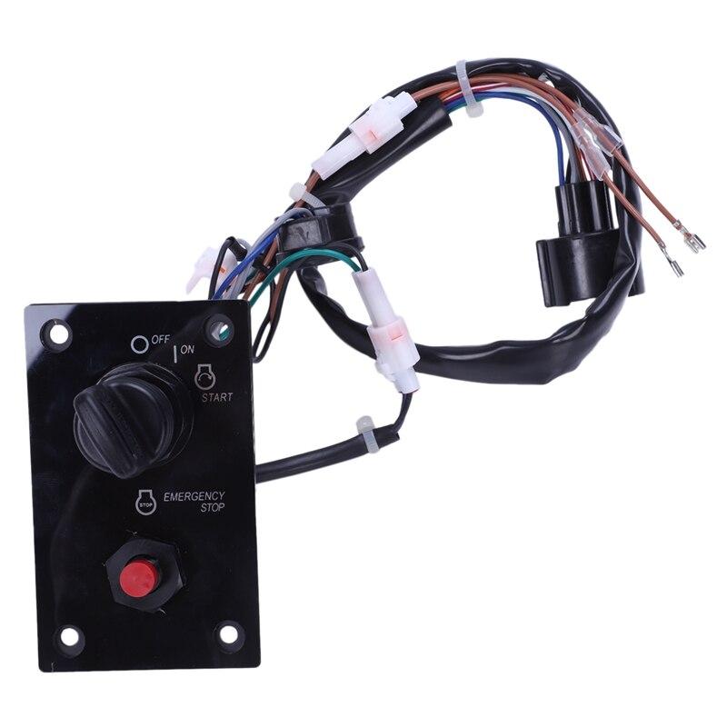 Otomobiller ve Motosikletler'ten Elektronik Ateşleme'de Suzuki dıştan takma için tek ateşleme anahtar anahtarı paneli 37100 96J25 title=