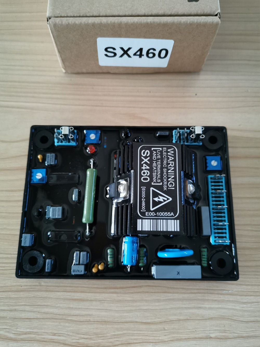 Автоматический регулятор напряжения Stamford AVR SX460 Для генератора