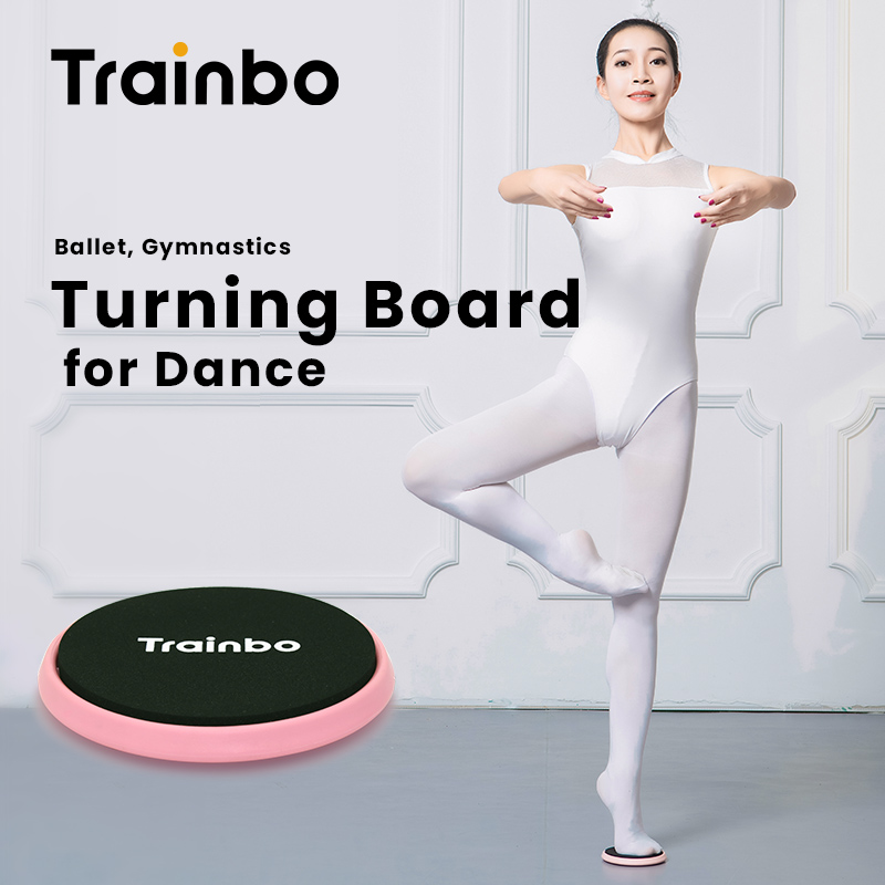 Ballet Adult Pirouettes Ballet Turn Board Practice Spin Dance Board Training Practicing Circling Tools Turn Disc