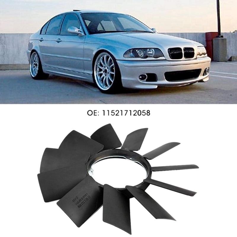 Radiator Cooling Fan Blade for BMW Z3 E32 E34 E36 E39 E46 E53