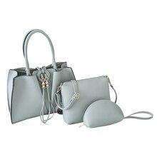 Ceossman 3pcs/Set Women Bag Ladies Hand Bags Luxury Handbags Women Bags Designer Bags For Women 2020 Handbag PU Composite Bag