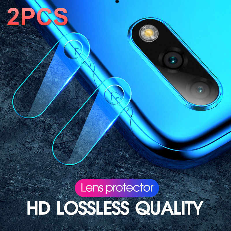 2PCS Glass Film For Huawei Y9 Prime 2019 P30 Pro P20 Lite Protective Film For Huawei Honor 9XMAX 9X HD Tempered Glass Lens Film