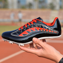 Spring Autumn Track Shoes Man Professional Spiked Shoes Men Brand Designer Big Boy Feiyue Shoes Leather Spike Sneakers Women