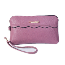 Women Clutch Bag 2020 New Fashion Lady Clutch Bag Shell Bags Casual Cell Phone Coin Purse Woman Leisure PU Zipper Wallet Female