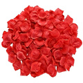 100/1000 PCS Silk Rose Petals for Wedding Decoration Romantic Artificial Rose Flower red white blue Valentine Day Accessories 5z