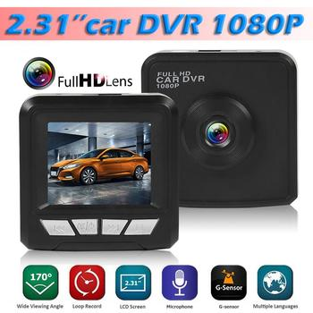 VODOOL Portable Mini DVRs Car Camera AVI Dash Record Camcorder Video registrator Parking Recorder Loop Recording image