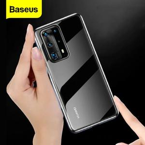 Baseus Soft TPU Phone Case for Huawei P40 Pro P40 Cover Clear Thin Transparent Case For Huawei P30 Pro P30 P 40 Phone Fundas