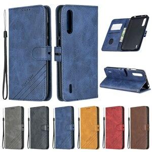 For Xiaomi Mi 9 Lite Case Leat