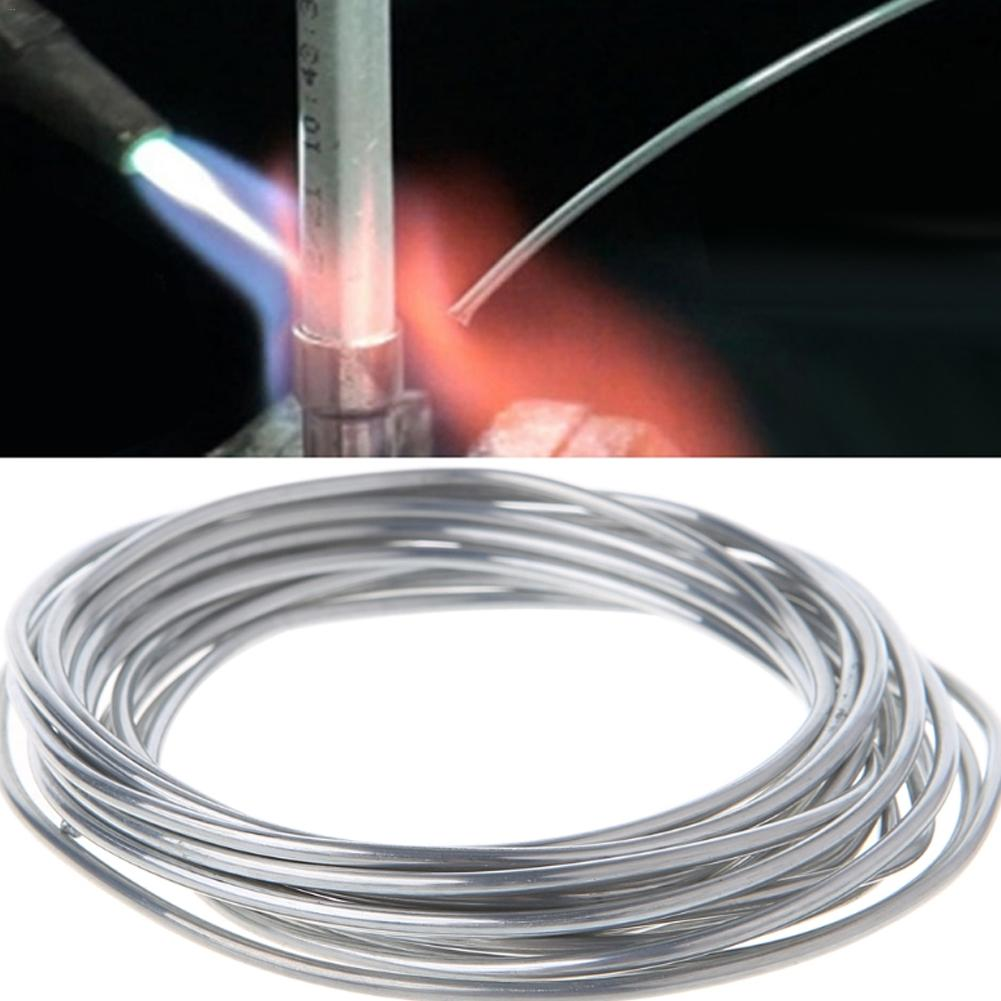 2mm Copper Aluminum Flux Weld Cored Wire Flux Cored Welding Wire For Stainless Steel Welding Tools