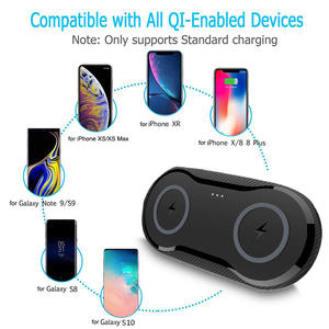 Pad Airpods-Pro Wireless-Charger Dock-Station Phone Fast-Charging for Qi XS Xr-x-8/Airpods-pro/10w/..