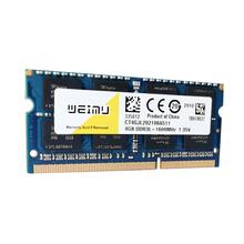 DDR3L 2GB 4GB 8GB pamięć laptopa 1600 1333 1066MHz PC3 10600 12800 8500 204 Pin 1 35V nie ECC niebuforowane SODIMM pamięci RAM DDR3 pamięci tanie tanio NoEnName_Null 1600 MHz CN (pochodzenie) PC3L-12800S 240pin Non-ECC Unbuffered PC3L-8500S(1066MHz) PC3L-10600S(1333MHz)