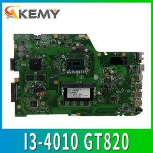 X751LD płyta główna I3-4010 GT820 dla ASUS X751L K751L K751LN laptopa płyty głównej płyta główna w X751LD płyty głównej płyta główna X751LD test płyty głównej 100% ok