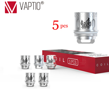 Vaptio replacement coil Frogman atomizer Coils Kanthal 0.15ohm 0.2ohm 0.4ohm Evaporator coil head for frogman tank цена