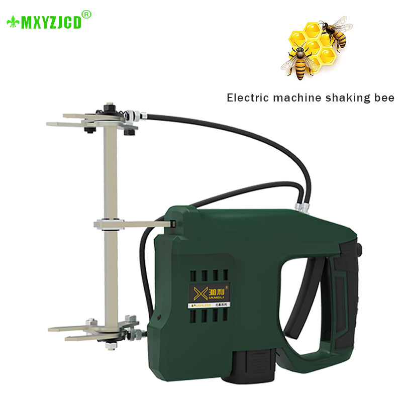Wireless Electric Machine Shaking Bee Honeycomb Box Drives The Bee Machine Portable Beekeeper Special Tools