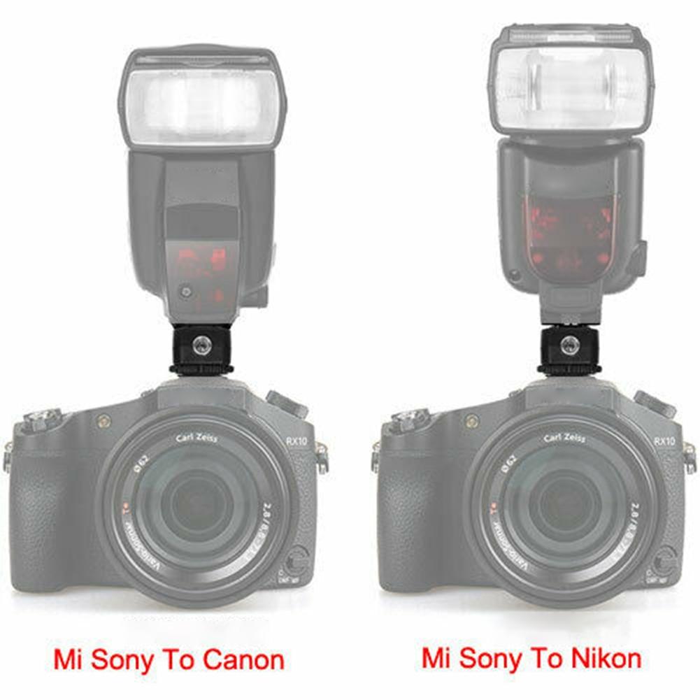 TF 334 сменный студийный светильник для камеры аксессуар для вспышки конвертер запасные части крепление Горячий башмак адаптер фотография для sony A7 RX1