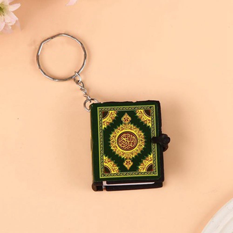 Image 3 - 1  PC Mini Ark Quran Book Real Paper Can Read Arabic The Koran 