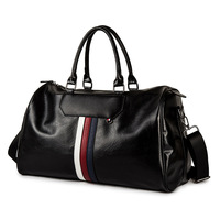 Gym Bag Cross Border MEN'S Bag Hand Travel Bag round Bag Fashion Duffel Bag Boarding Bag Travel Bag
