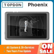 TOPDON Phoenix / Phoenix Lite Scanner diagnostico per Auto scansione automatica diagnosi professionale automobilistica diagnostica ECU codifica 2 anni