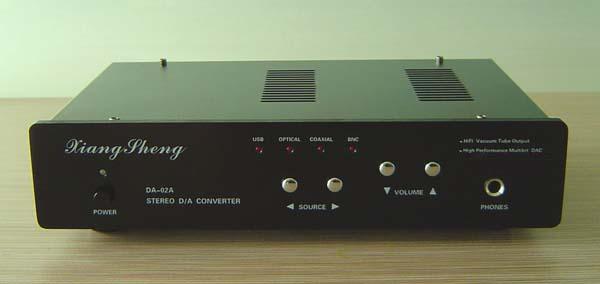 XiangSheng DAC 02A USB DAC Audio Decode Stereo D/A Converter Amplifier|Amplifier| |  - title=