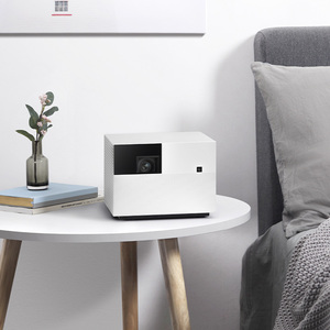 Image 5 - Xiaomi Fengmi Vogue DLP Projector 1500ANSI Lumens 2GB 32GB MIUI TV Smart Home Theater Projector Support Side Projection