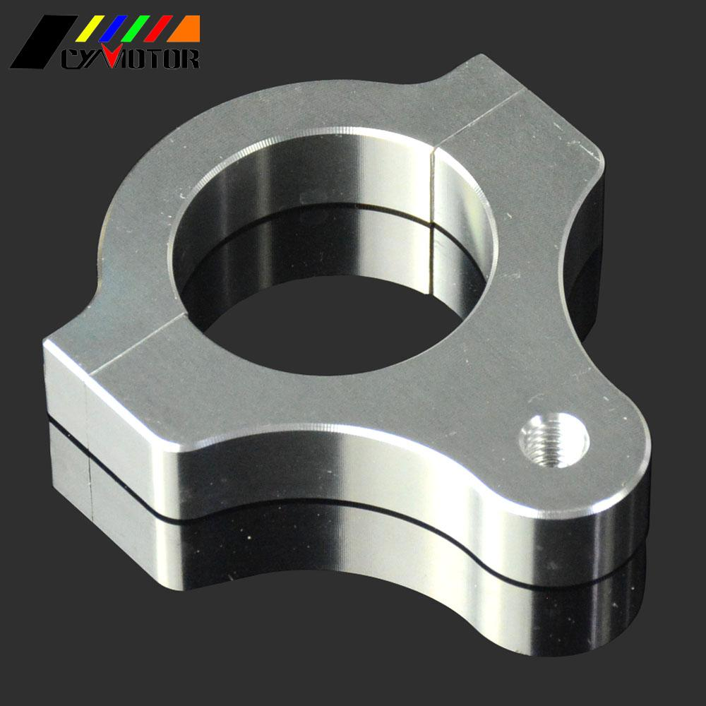 Steering Damper Stabilizer Clamp Mounting Adapter Bracket <font><b>30</b></font> 31 32 33 35 36 37 38 39 40 41 43 45 46 47 48 49 50 <font><b>52</b></font> 53 54 60 MM image