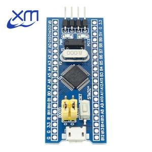Image 5 - STM32F103C8T6 ARM STM32 تطوير نظام الحد الأدنى لوحة تركيبية لاردوينو ST Link V2 Stlink V2 Mini STM8 محاكي تحميل