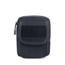 Портативные тактические поясные сумки компактные molle edc сумка утилита гаджет сумка охотничий военный пояс поясная сумка карман