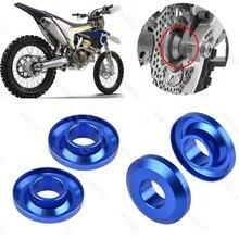 For Husqvarna TX TC FC FX 125 150 200 250 300 350 400 450 2016-2021 Motorcycle Rear Wheel Spacers Collars Rear Wheel Hub Spacers