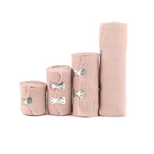 1 Roll High Elastic Bandage Wound Dressing Outdoor Sports Sprain Treatment Emergency Muscle Tape  For First Aid Kits Accessories