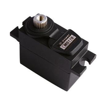 K-power M0170 4.8-6V 21G/2.2KG/0.09s High Speed Torque Metal Gear Micro/Mini Anolog  Servo 1/18 Scale Crawler Car & 10G Grease