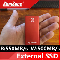 KingSpec 외부 SSD 하드 드라이브 hd externo 1t usb 3.1 휴대용 SSD 64GB 128GB 256B 512GB 1 테라바이트 pendrive USB 플래시 펜 하드 디스크|외장 솔리드 스테이트 드라이브|컴퓨터 및 사무용품 -