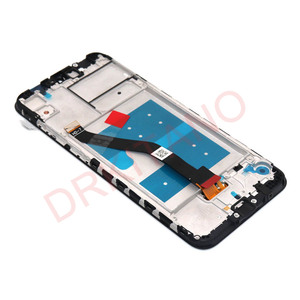 Image 2 - For Huawei Y6 2019 LCD Display Touch Screen For Huawei Y6 Prime 2019 LCD Y6 Pro 2019 Display MRD LX1f Screen With Frame Replace