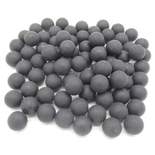 Balls Rubber Riot-Paint Paintball-Training Caliber New 100 Re-Usable Pvc-Material