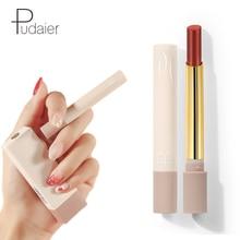 Pudaier Cigarette tube Lipstick for Lips Makeup Matte Lipsti